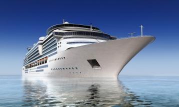 Гигантский корабль Blue Marlin