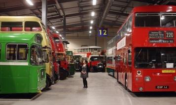 Музей городского транспорта в Чехии