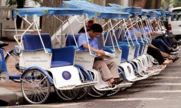 Необычный транспорт мира