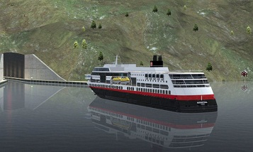 Norway will build the world's first tunnel for ships