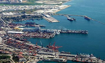 С начала 2017 г Армения увеличила импорт-экспорт паромом через Чёрное море