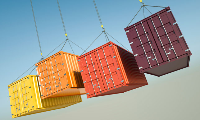 Container types