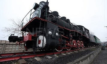 The first train arrived in Armenia 119 years ago - report from Railway Museum of Armenia