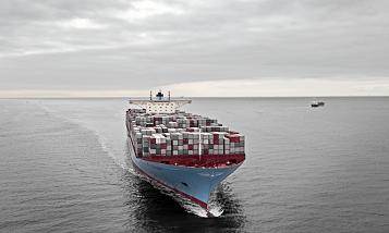 Изменения на сервисах Maersk
