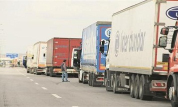 Iran trucks to be exempt from Armenia road tax