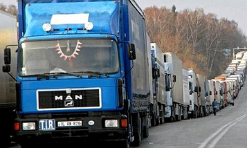 Проезд грузовых автомобилей по территории Армении может быть ограничен