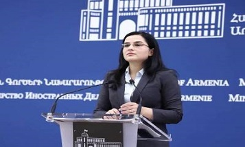 MFA of Armenia calls for Armenian citizens