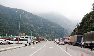 Georgia does not allow batch of ambulances to enter Armenia
